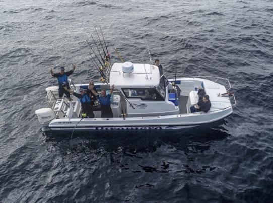 BOATS BUILT FOR FISHERMEN, BY FISHERMEN